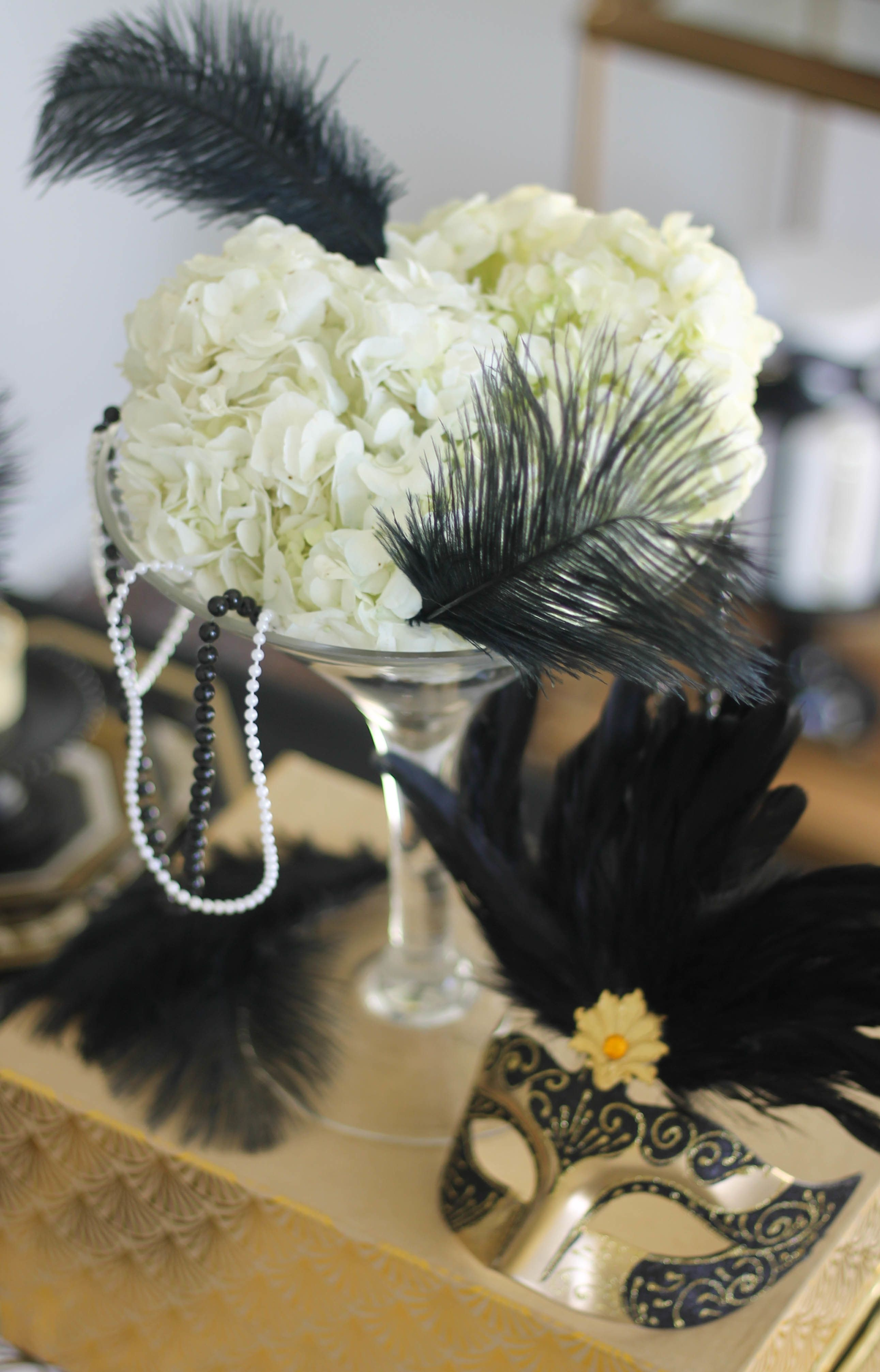 1920's Themed New Year's Eve Party (With images) | Gatsby ...