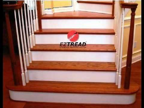 Best Installing Prefinished Stair Treads Refinish Stairs 640 x 480