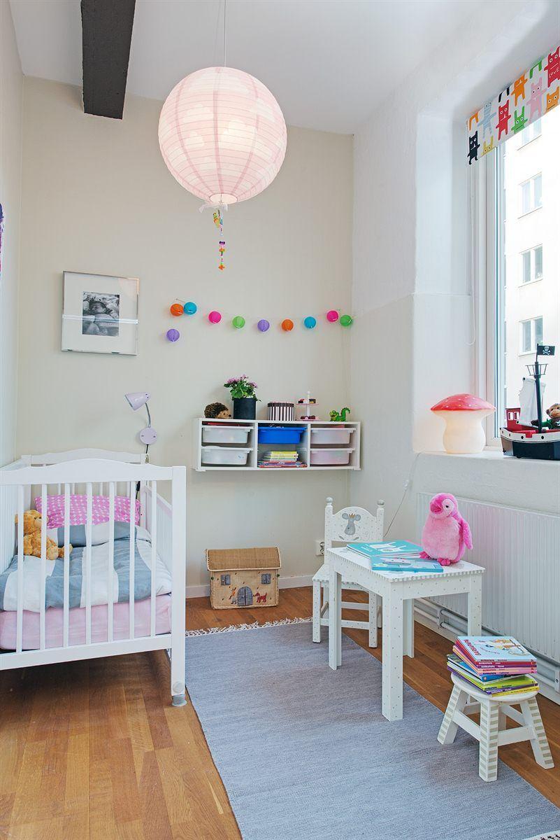 Passar även perfekt som arbetsrum/gästrum