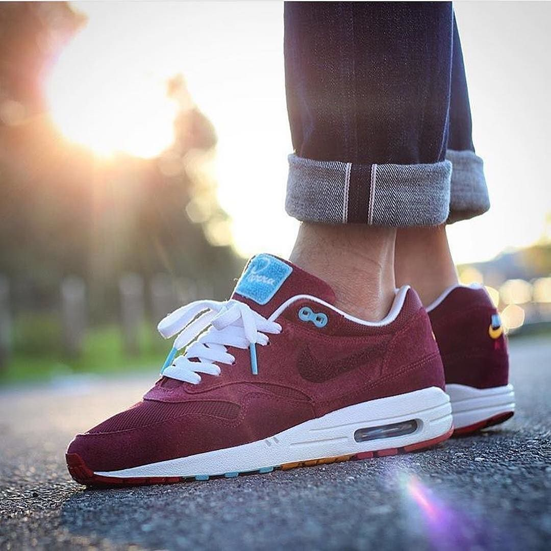 for whole family coupon codes san francisco Nice! Nike Air Max 1 Patta x Parra 'Cherrywood' by ...