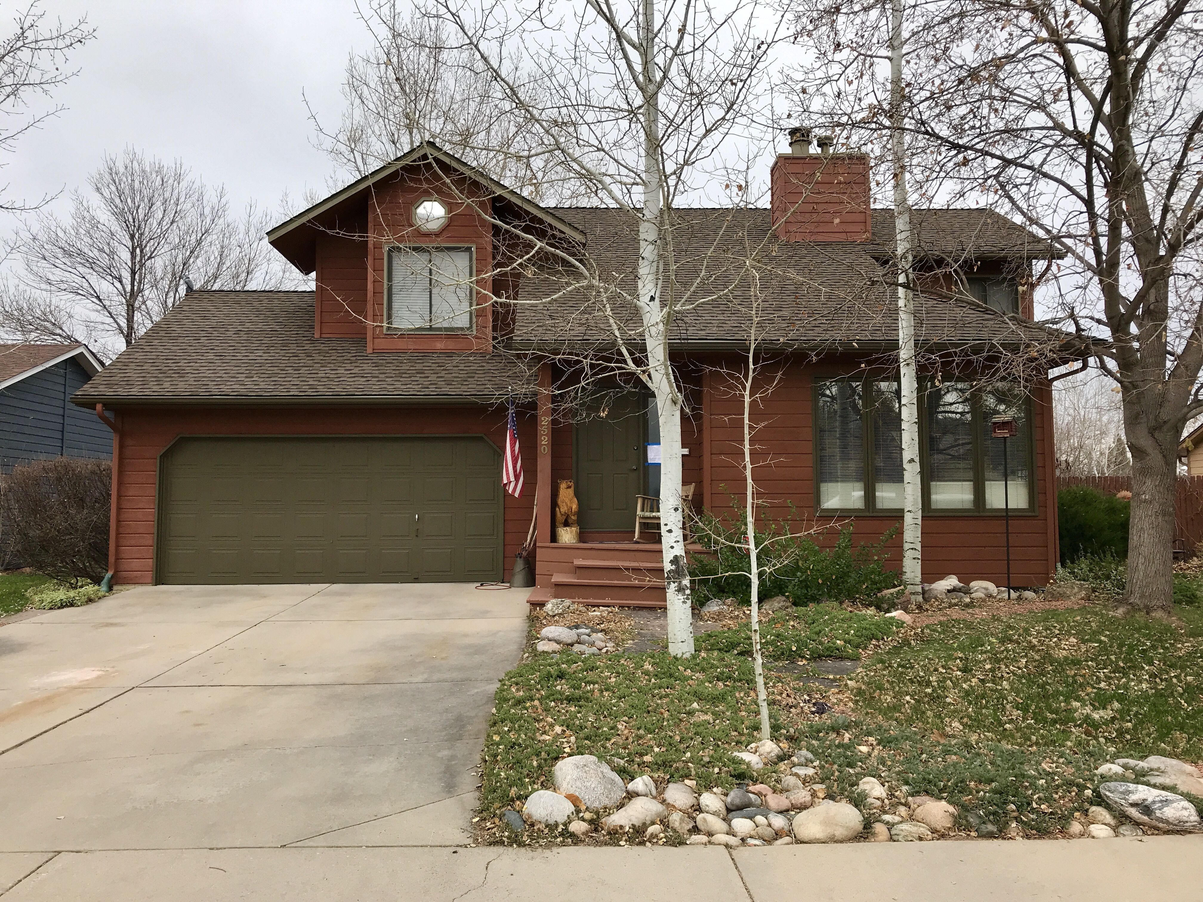 Best This Home In Fort Collins Is Roofed In Gaf Timberline Hd 640 x 480