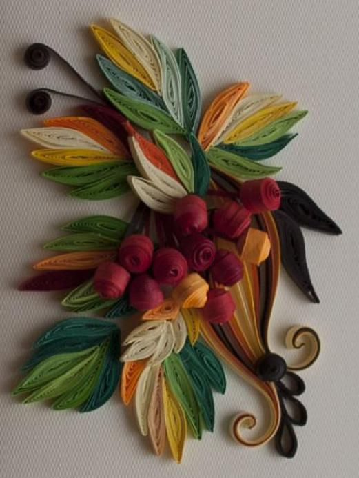 creative paper quilling patterns by neli life chilli quilling rh pinterest com creative quilling greeting cards