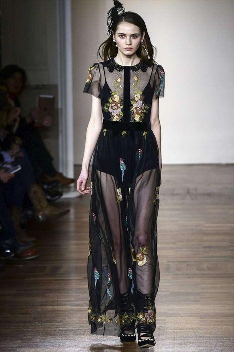 Blugirl, Otoño/Invierno 2017, Milán, Womenswear