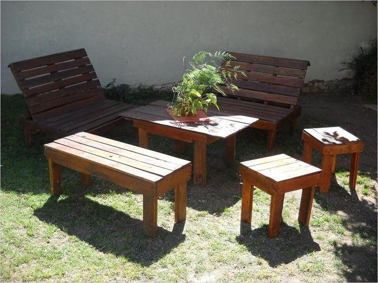 Gartenmöbel aus Paletten 10 - michellebroker ...
