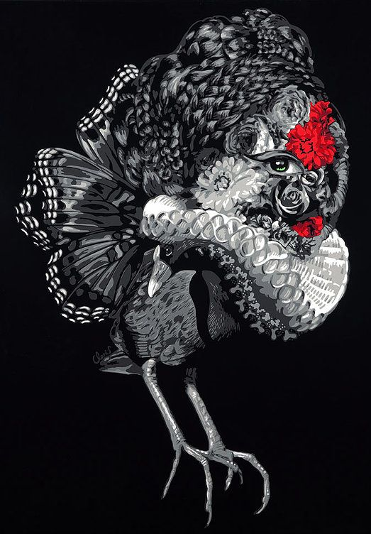 Juliette Clovis Contemporary Artist, Juliette Clovis artiste