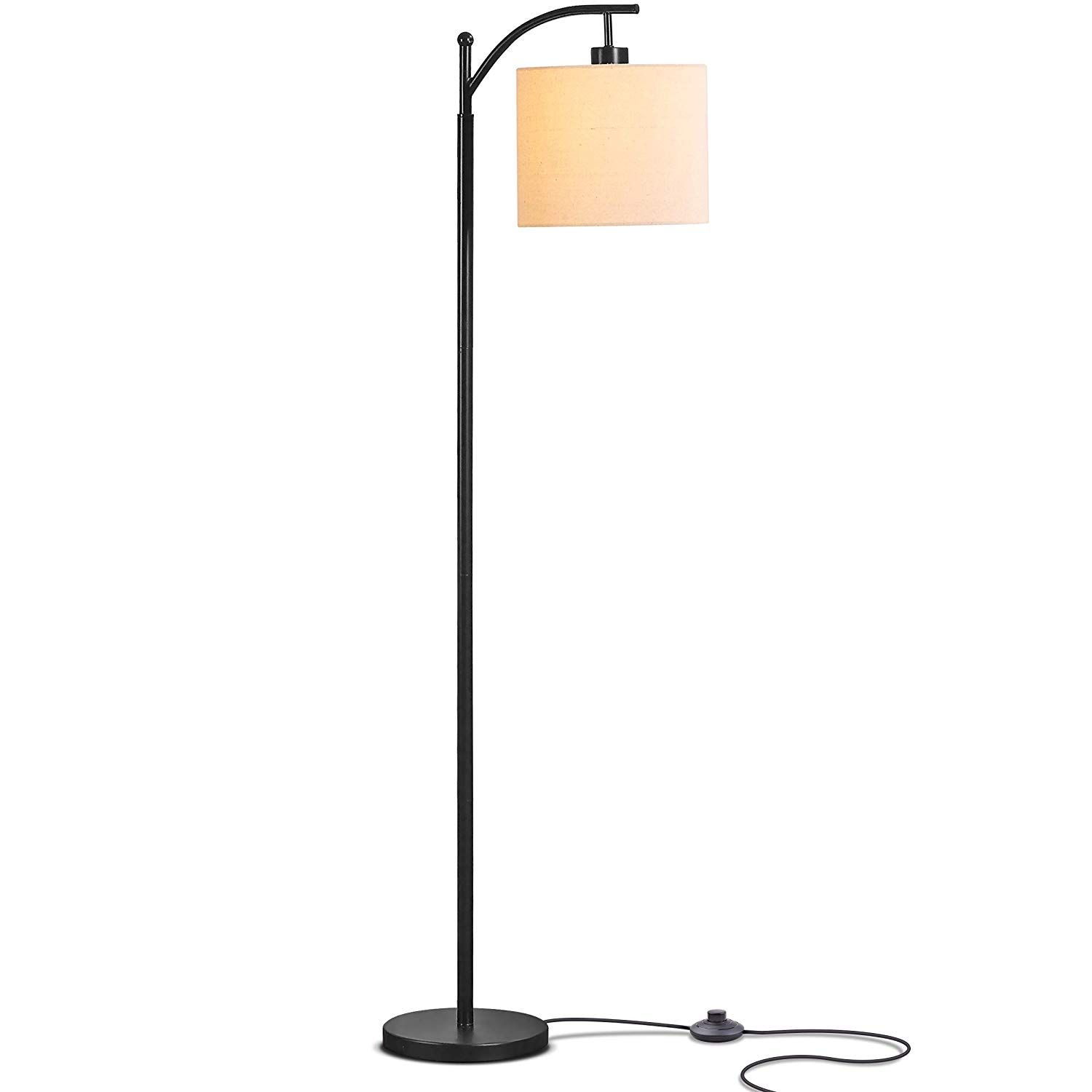 Brightech Montage Works With Alexa Led Floor Lamp Standing