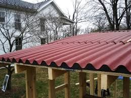 Image Result For How To Build Sun Shelters With Polycarbonate Roof Attached To House Fibreglass Roof Corrugated Roofing Roof Panels