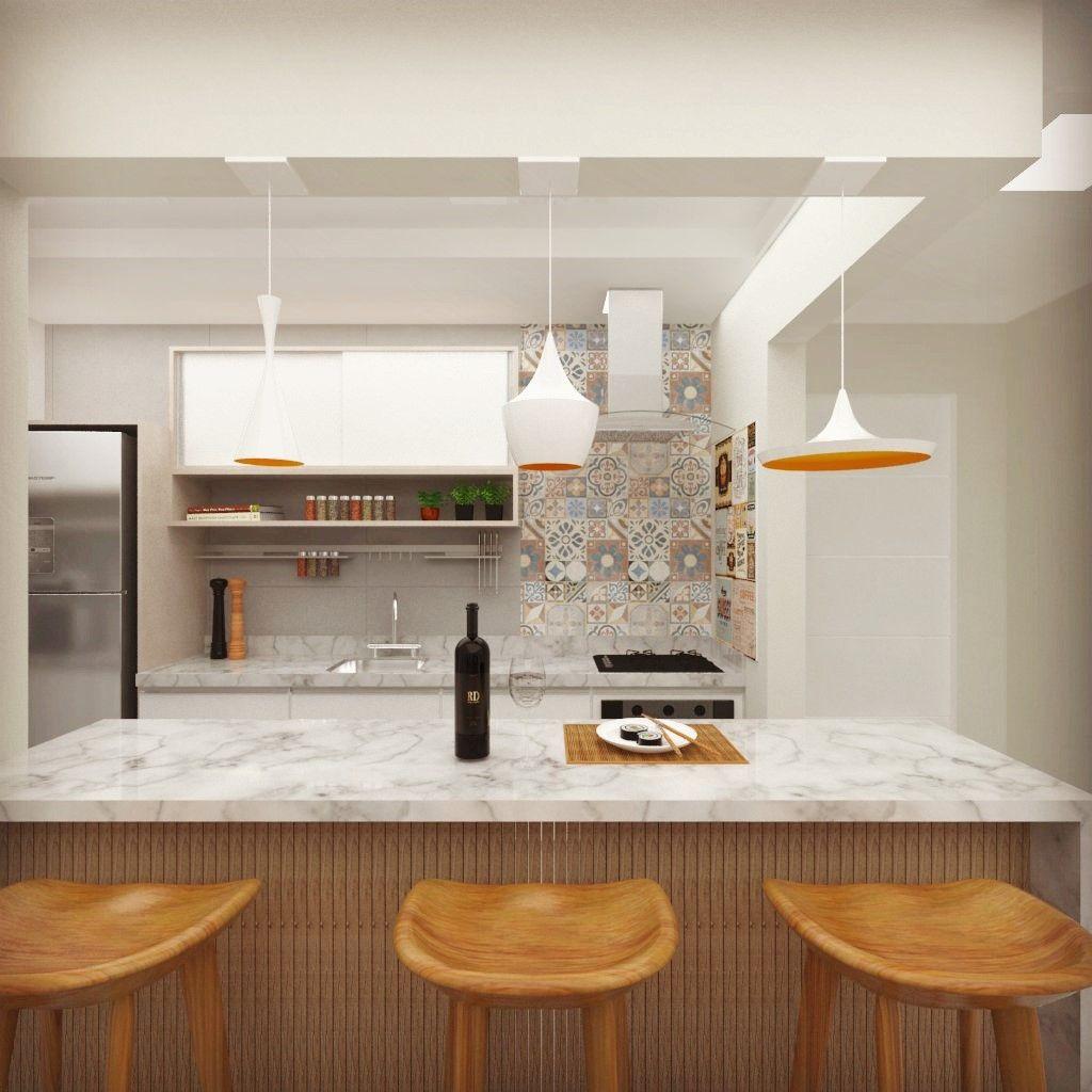 arquitetura de interiores decoração estilo contemporâneo ripado ...
