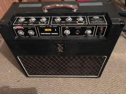 VOX Virtuoso Amplifier JMI 50W (Gitarrenverstärker AMP