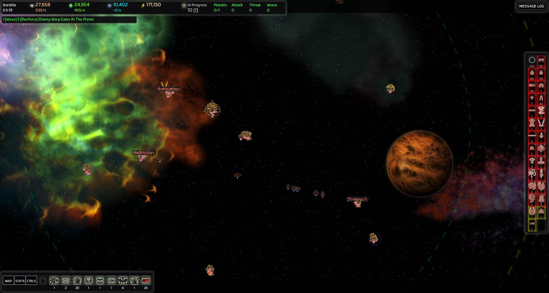 Ai War ai war: the zenith remnant | war, alien artifacts, ancient