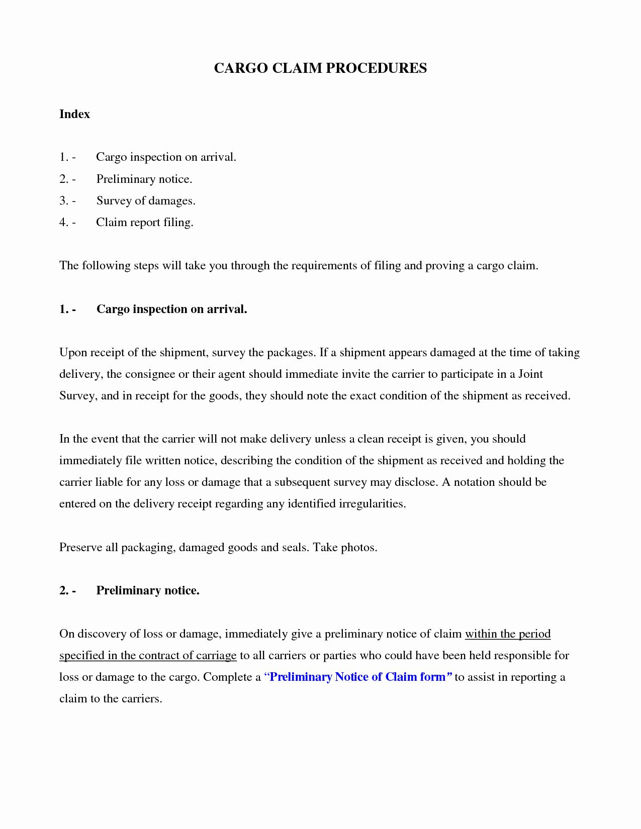 Claim Denial Letter Template Lovely How To Write A Damage Report For Insurance Letter Example Letter Templates Address Book Template