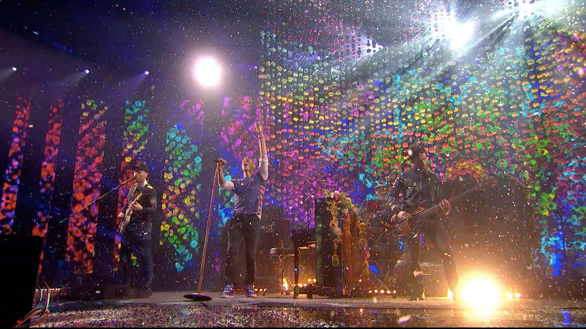 Coldplay Hymn For The Weekend Live At The Britawards 2016 Https Youtu Be Jgimek19jm