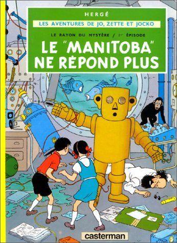 (Les) Aventure de Jo, Zette et Jocko - tome 3. Hergé