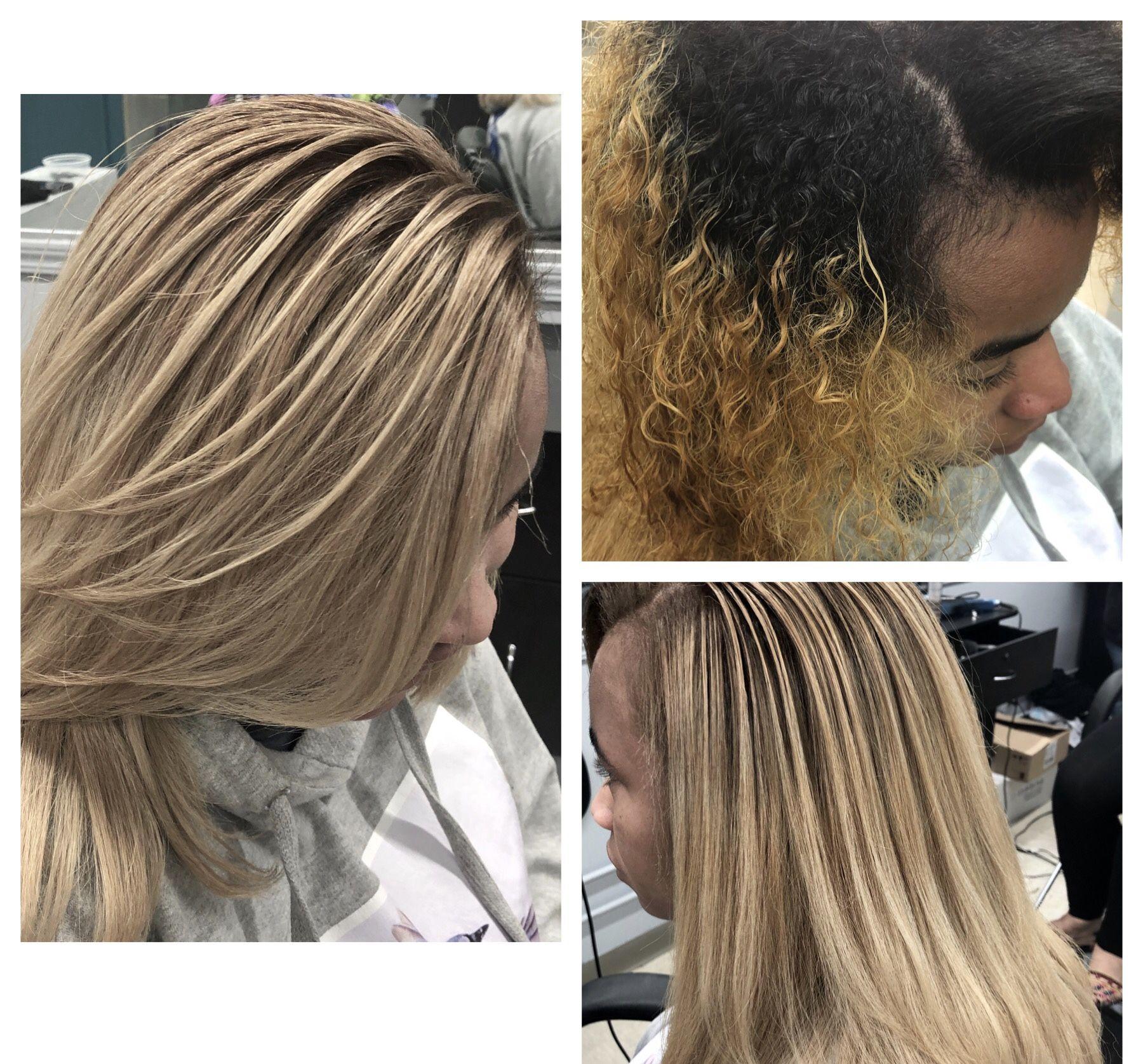 Balayage Disenos De Color In 2020 Dominican Hair Hair Hair Salon