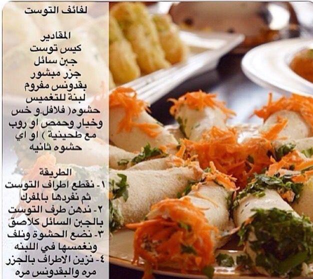 Pin On اكلات عربية