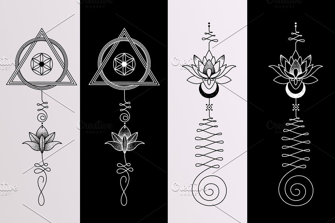 Sacred Master Collection by Aleksandra Slowik on