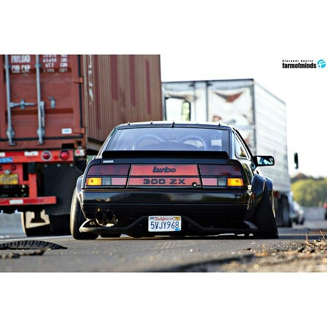 "300zx Turbo Slammed: Broken Z31. ""On The Road To JCCS"" Feature Coming Soon To"