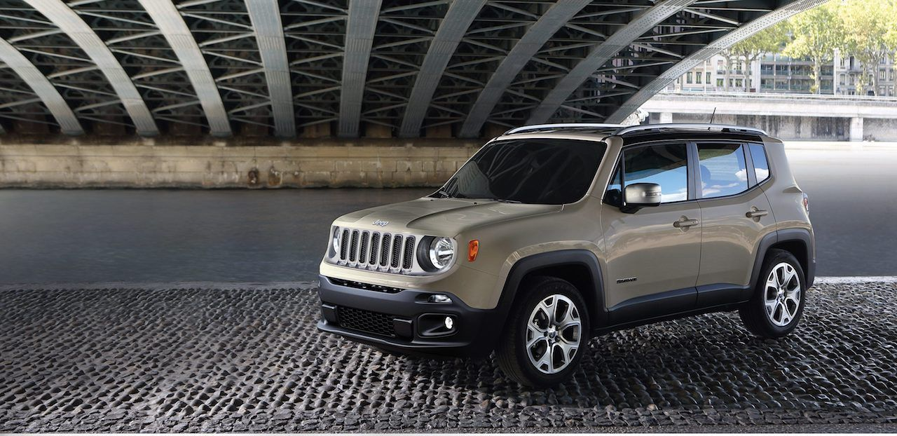 Jeep Renegade To Launch In India With 1 6 Litre Diesel Engine