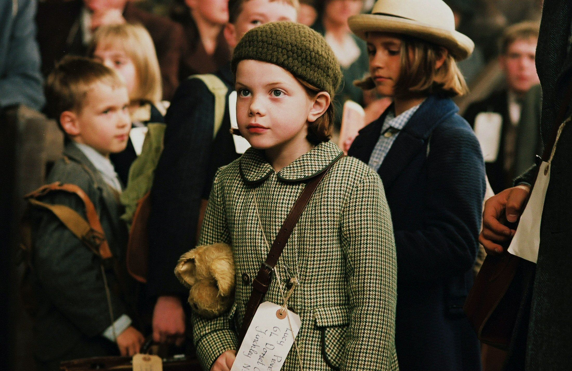Aww Lucy <3 #Narnia   narnia   Pinterest   Narnia, Narnia lucy and ...