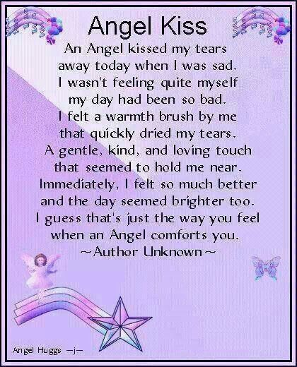My Angel Kyle always with me