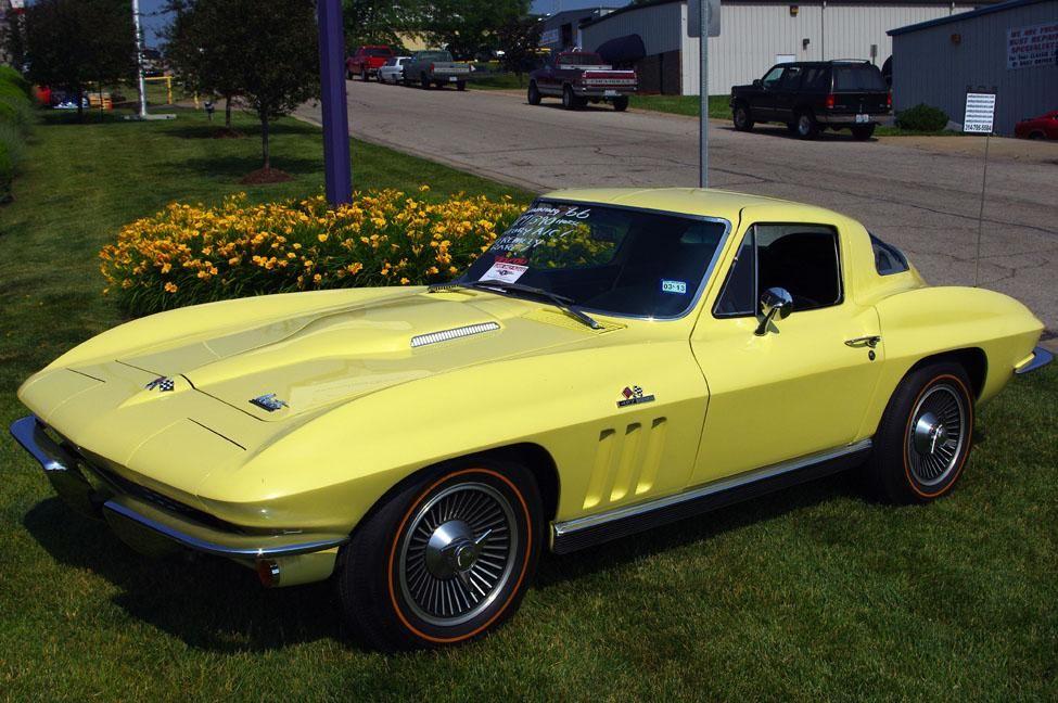 1966 Chevrolet Corvette Coupe at Fast Lane Classic Cars
