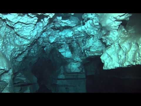 Photosession in Orda Cave System