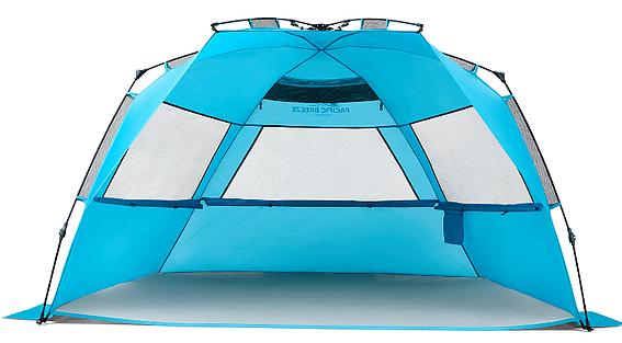 Lounger 2 Pack Beach Tent Beach Canopy Tent