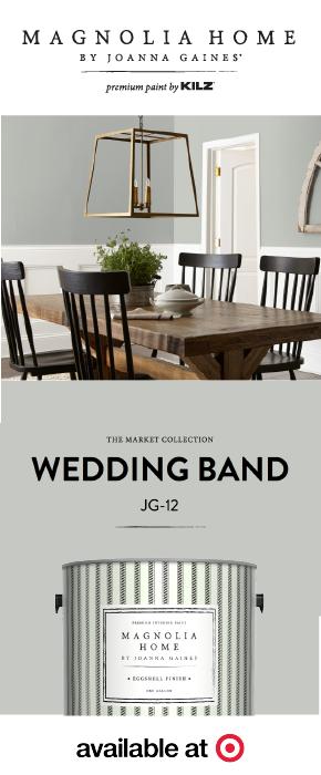 WEDDING BAND JG-12 | Magnolia Home by Joanna Gaines