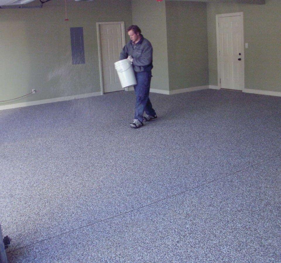 Quikrete Epoxy Garage Floor Paint Ideas