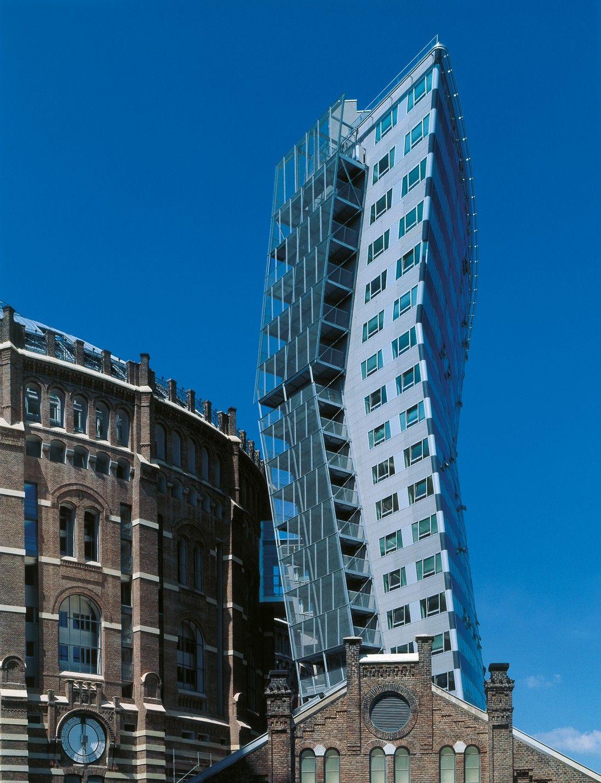 Apartment Building apartment building gasometer b | vienna, austria | coop himmelb(l