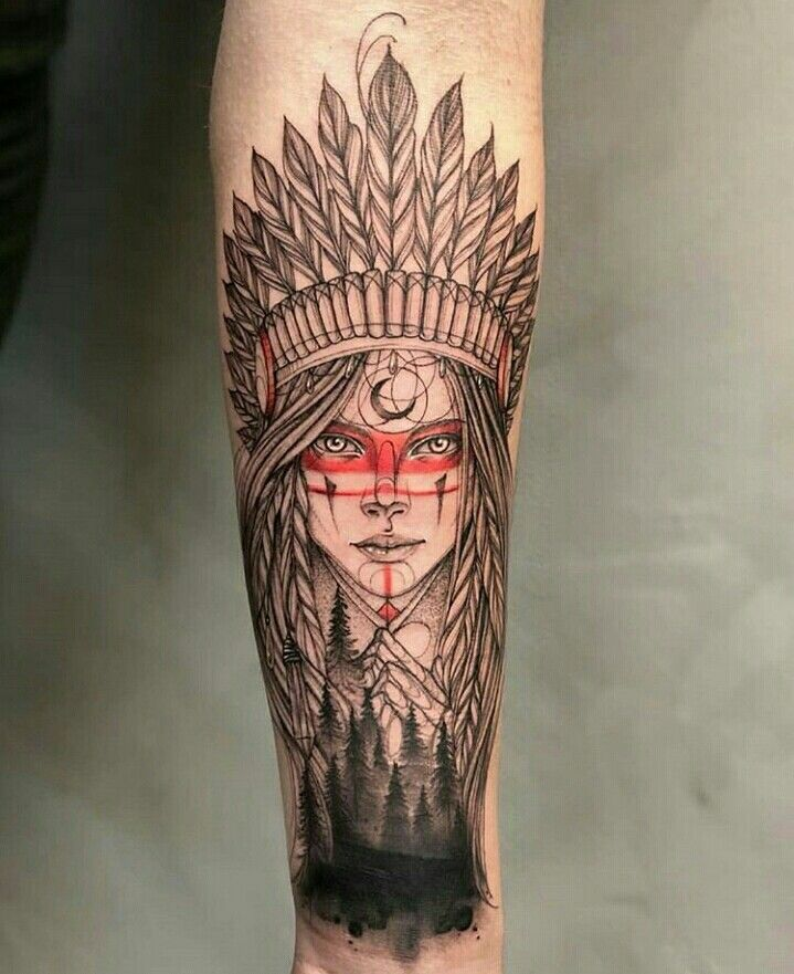 Pin De Arthur Brenno Em índia Tatuagem Masculina Tatuagem