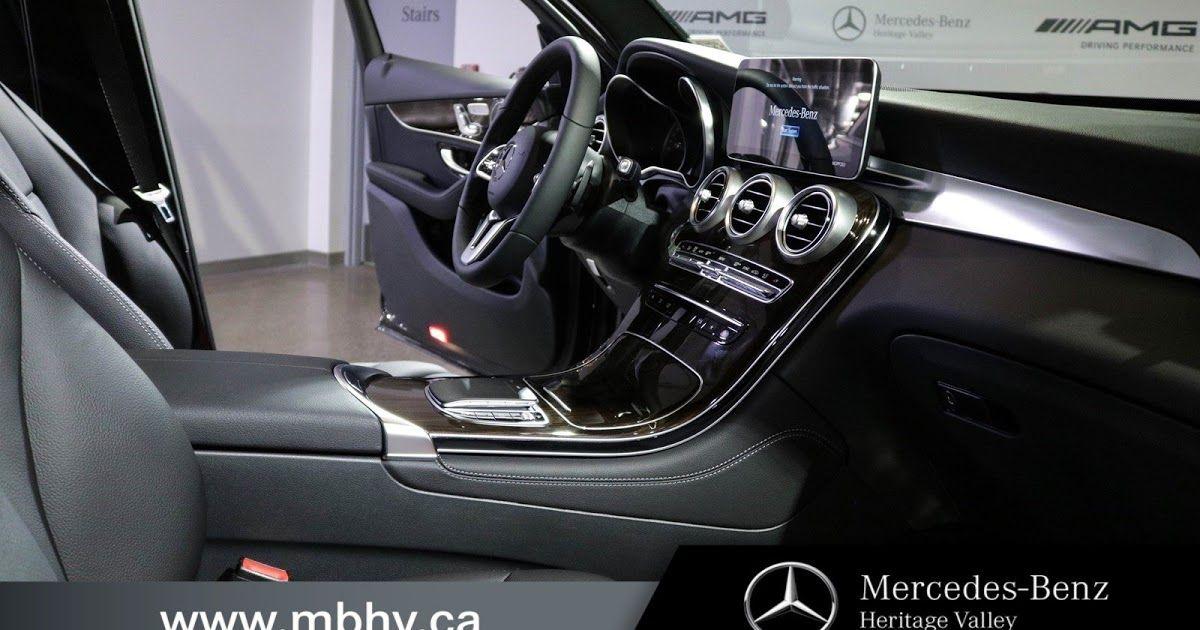 New 2020 Mercedes Benz Glc 300 Awd 4matic Car Tuning