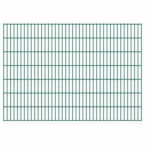 Branum 2D 46' x 5' (14m x 1.43m) Picket Fence Panel Sol 72 Outdoor