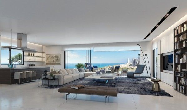 Smoking Hot Penthouse Interior Designs [Visualized] in 2018 | Home ...