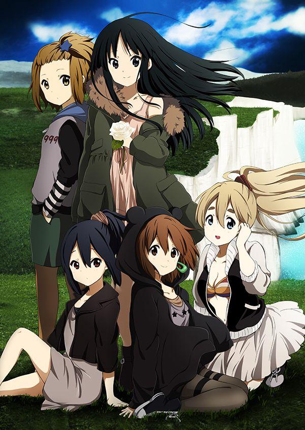 "Yui ""Strawberry"" Hirasawa Anime, Manga anime, Anime shows"
