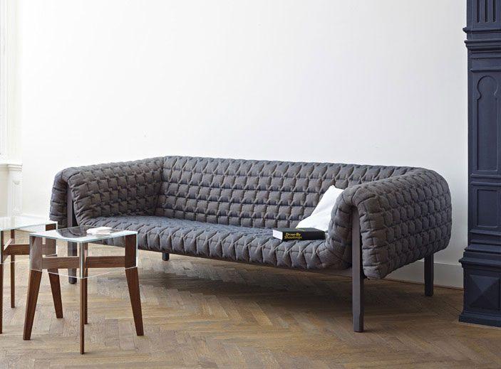 Ruché Low sofa, Ligne Roset, France, 2014 Design: Inga Sempé ...
