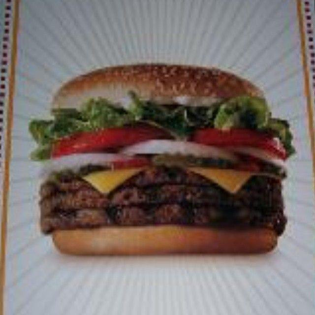 Burger King Itis