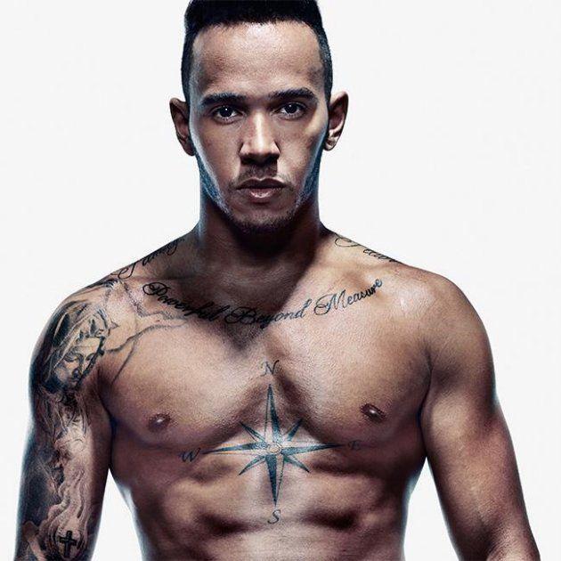 Lewis hamilton tattoo pinterest for Josh hamilton tattoo