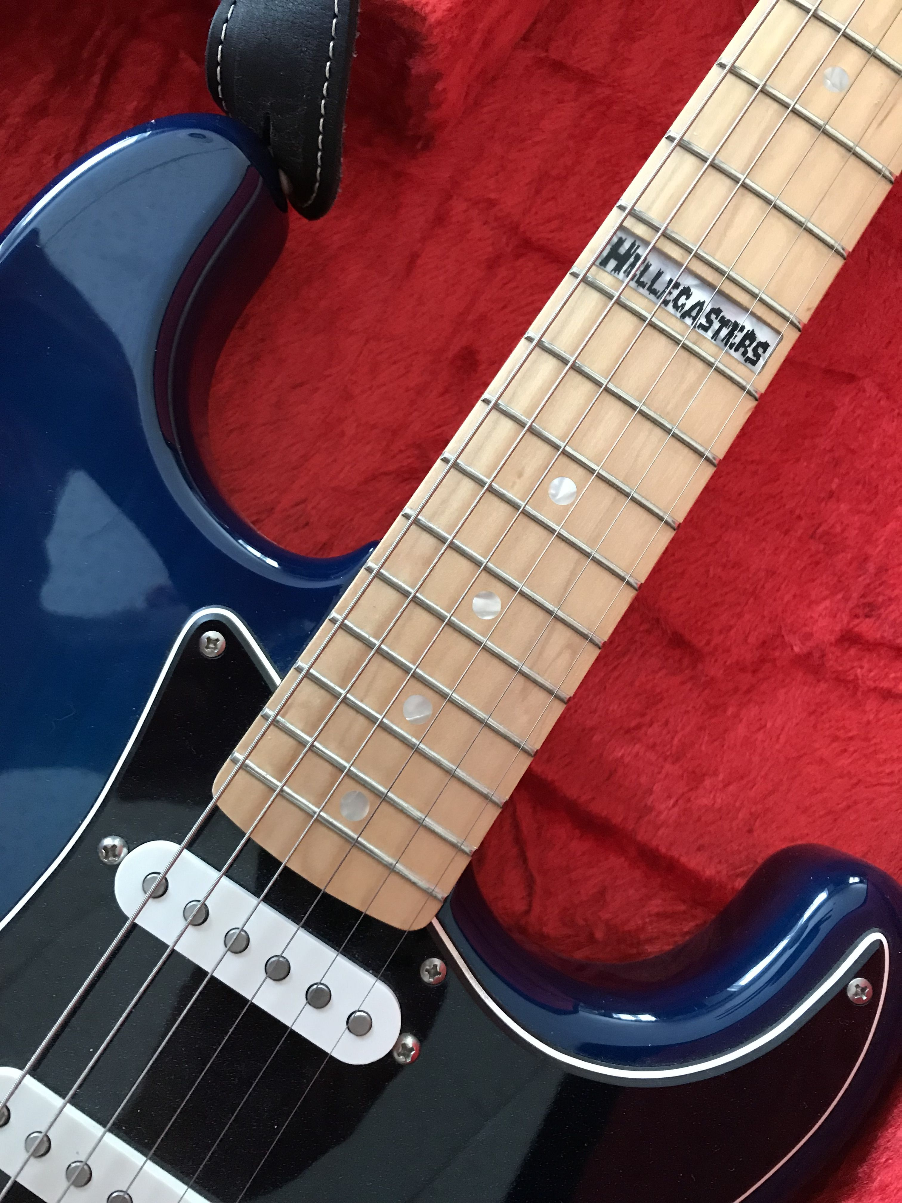 Fender Jerry Donahue Hellecasters Signature Stratocaster Guitar Electric Guitar Music Instruments