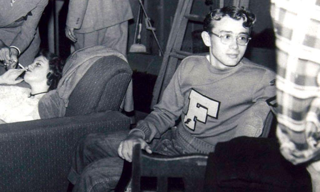james dean at 19