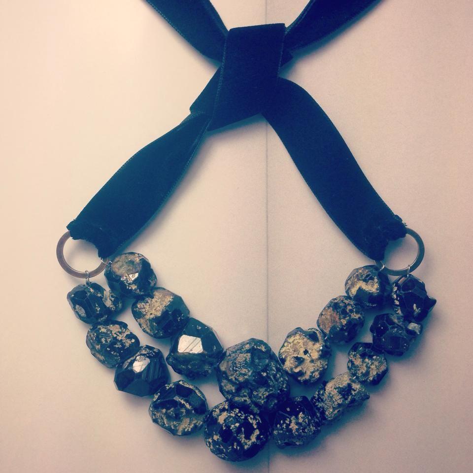 VERA by RJBIJOUX #accessories #jewelry #naturalstones #oneofakind #statement #art #trend