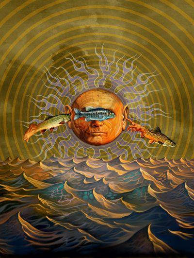 Van Morrison Magic Time AL by Rick Rietveld Al...