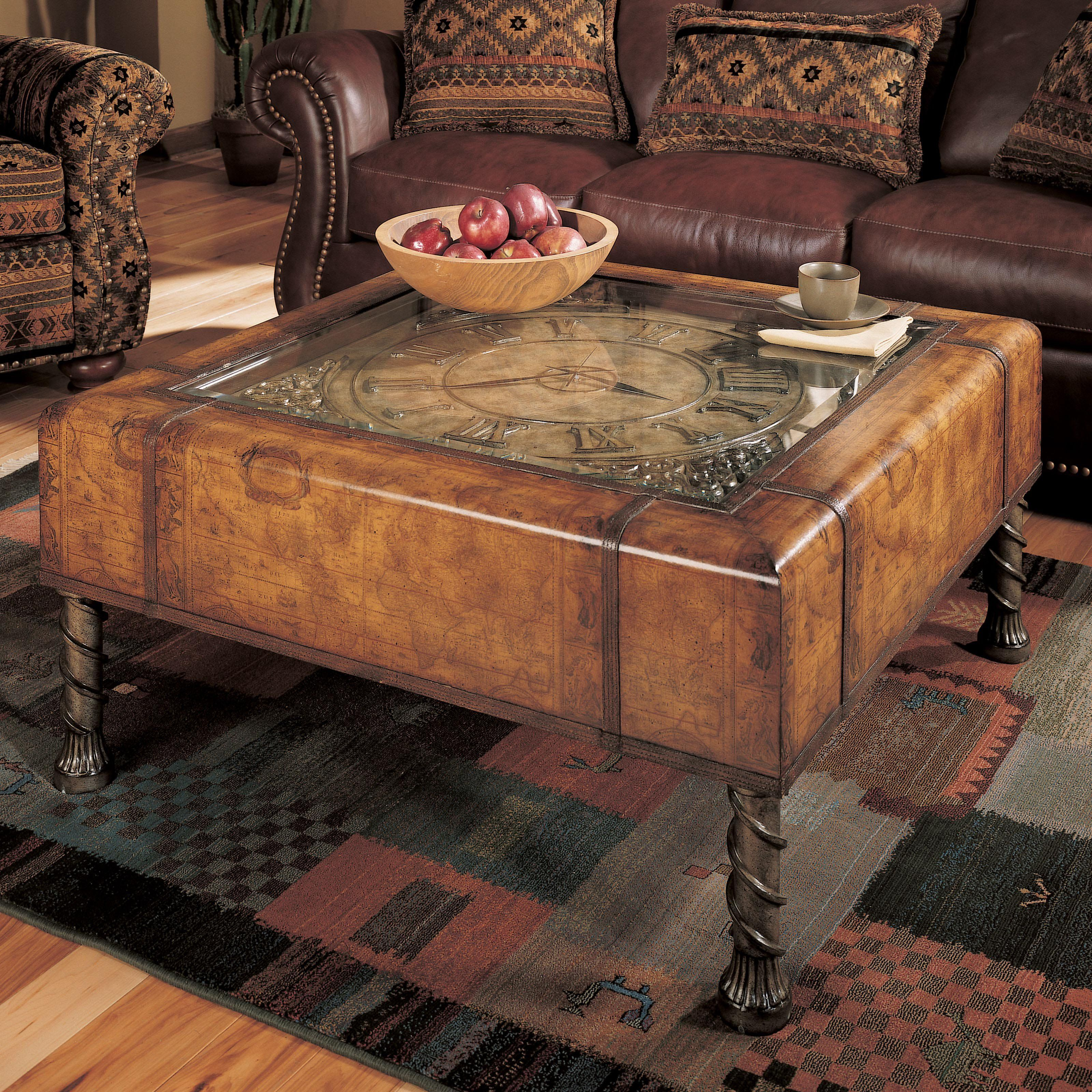 - Have To Have It. Clock Coffee Table $739.00 Coffee Table, Living