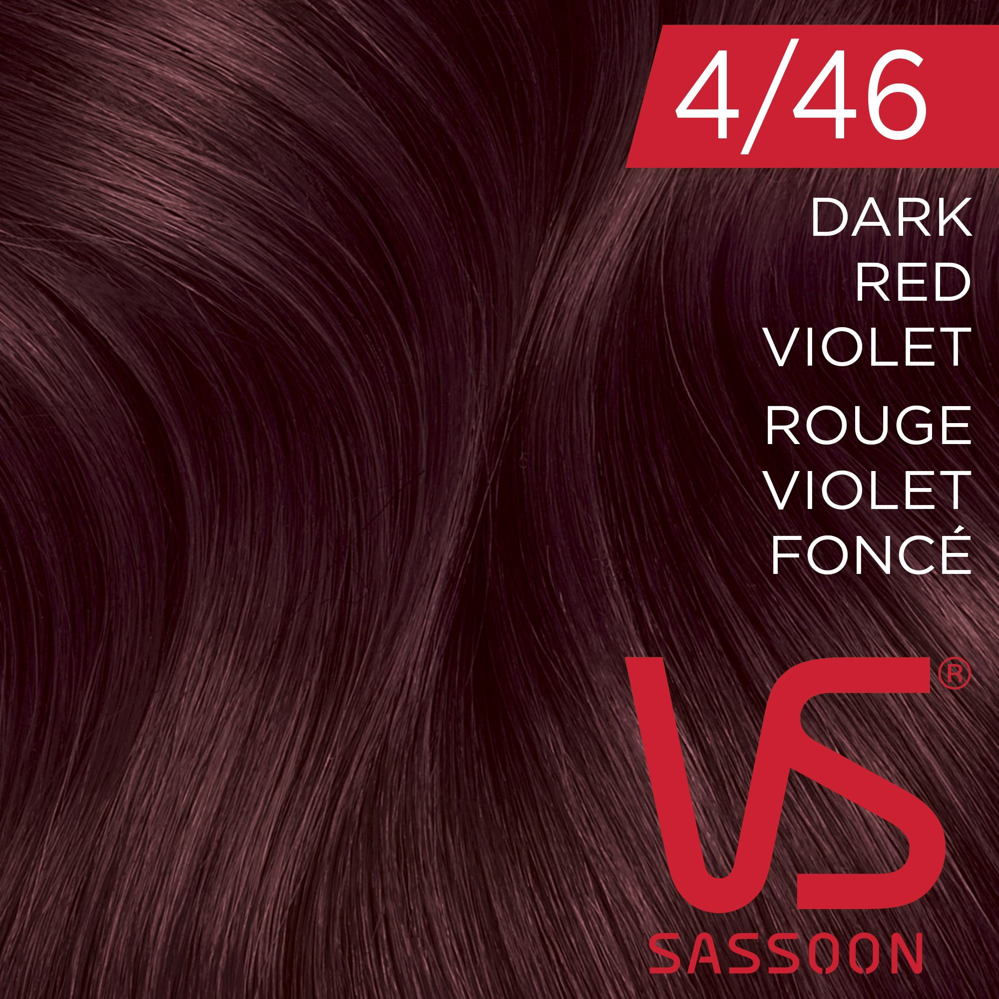 Diy purple hair color vidal sassoon salonist at home also best shade chart images dye colors rh pinterest