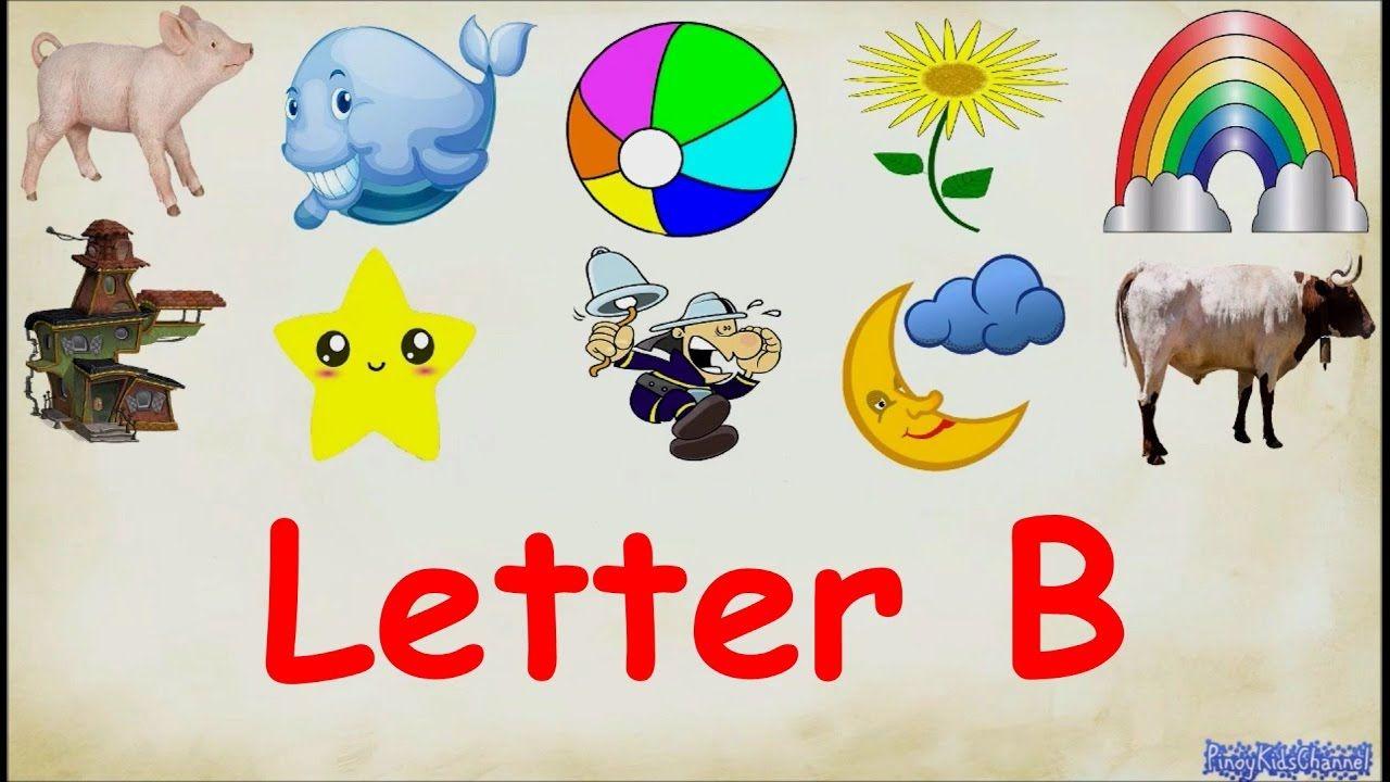 Tagalog Words For Kids Starting With Letter B Mga Salitang Nagsisimula S Tagalog Words Tagalog Letter B