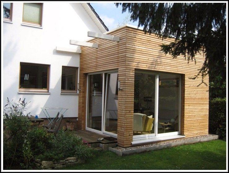 Balkon Zum Wintergarten Umbauen Baugenehmigung Hausideen
