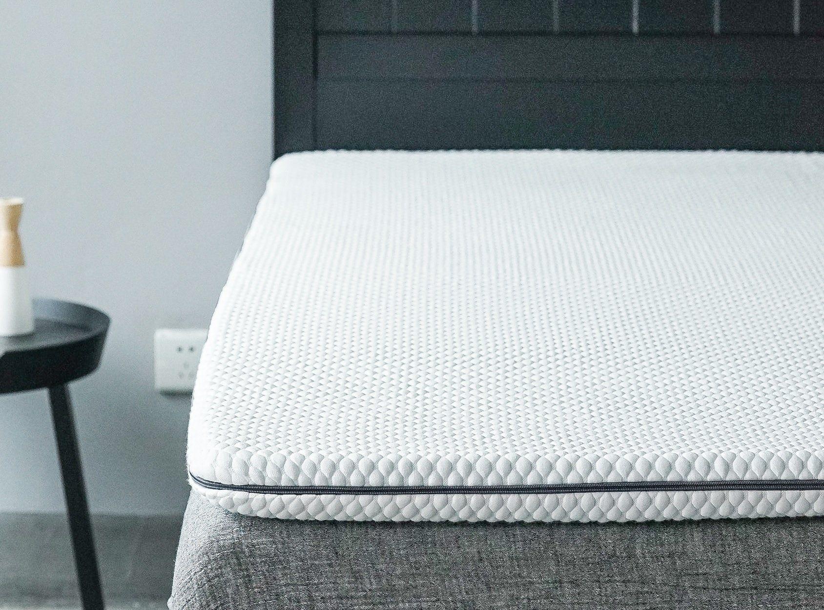 allrange 2 inch ultra soft cooling gel memory foam mattress topper