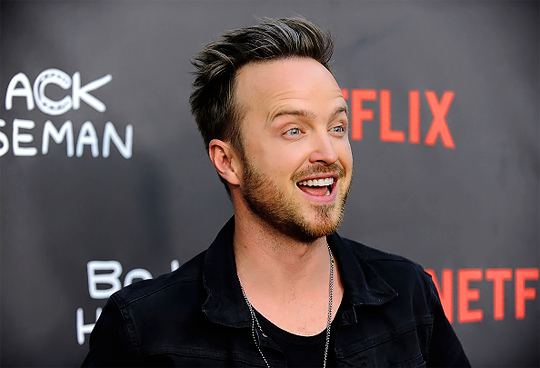 Aaron Paul attends a screening of 'BoJack Horseman' at ArcLight Hollywood on July 14, 2016 in Hollywood, California.