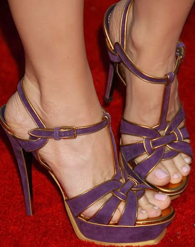 c4335d55f12e Leslie Mann Strappy Shoes