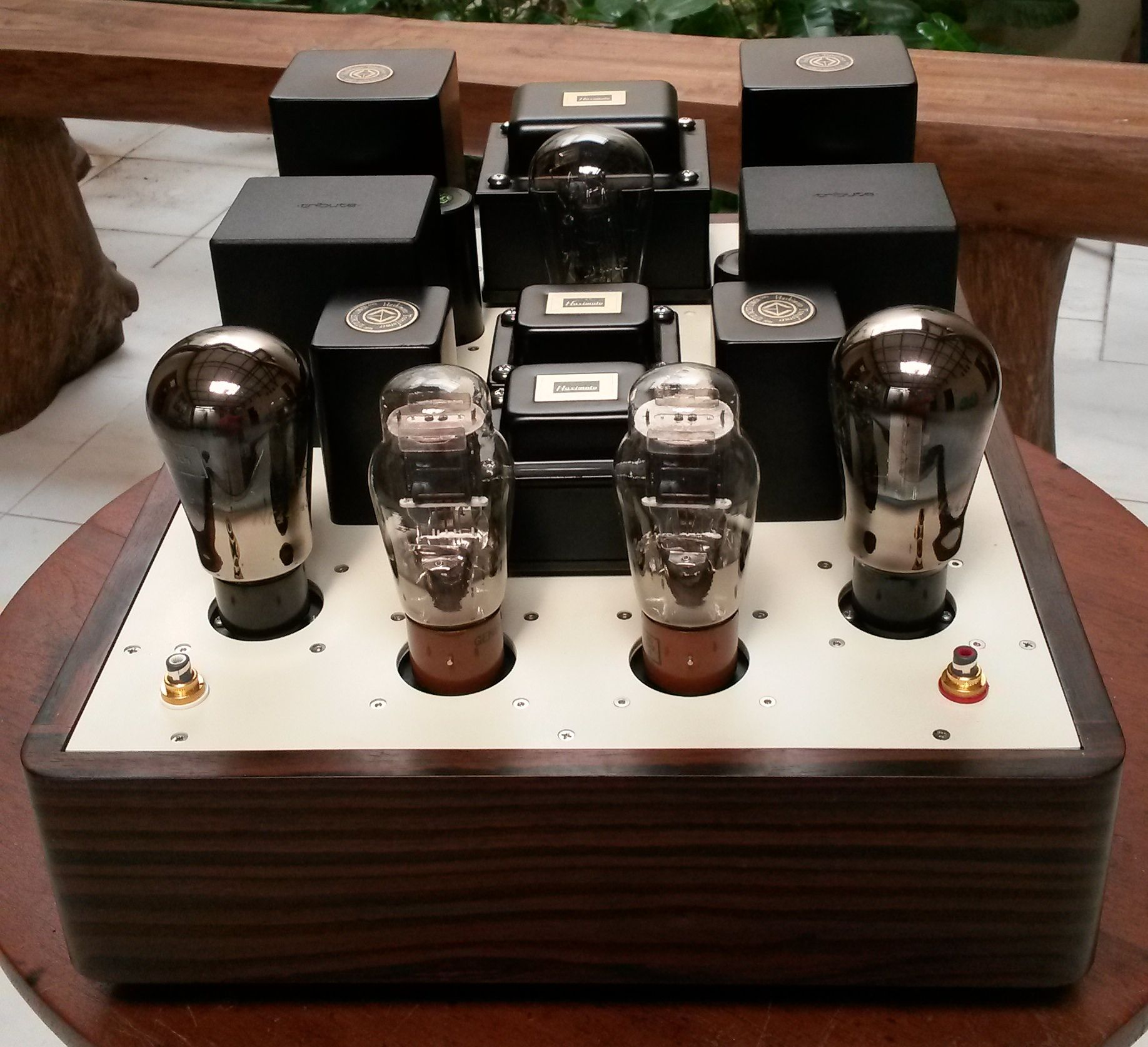 Vt25 Rs241 Power Amp By Suwaned From Indonesia